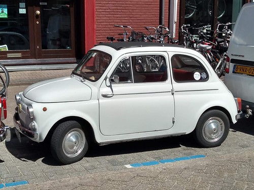 1960's Fiat 500 D