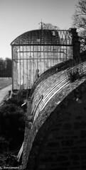 IMG_0400 (cachalo60) Tags: châteaudespères canon6d canon noiretblanc nb abandon architecture nature bretagne illeetvilaine