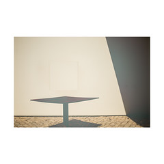 (Max Lindquist) Tags: table portugal world human photo shadow travels paint border country color black white travel landscape scratch light frame search etching abstract yellow architecture blue view beyond basic photos art crafts views colors length angle orange detail shapes elements dark camera today original beige composition frames wall cafe restaurant