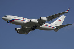 RA-96023 Rossiya - Special Flight Detachment Ilyushin Il-96 (Nathan_Ivanov) Tags: airplane aircraft vko vnukovo uuww spotting ilyushin il96