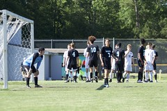 "KLEB1554 (bil_kleb) Tags: outdoor ""team sport"" ""field game"" sports actions sport youth boys men u19 virginia ""high school"" soccer tabb ths varsity"