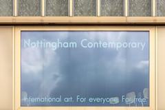 Nottingham Contemporary Art Gallery (Geraldine Curtis) Tags: nottinghamcontemporaryartgallery artgallery nottingham greenlace lacemarket