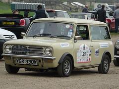 1980 Austin Morris Mini Clubman Estate (Neil's classics) Tags: vehicle 1980 austin morris mini clubman estate car