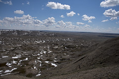 70 Mile Butte Trail - DSC_3465a (Markus Derrer) Tags: 70milebutte grasslands grasslandsnationalpark saskatchewan may markusderrer hikingtrail