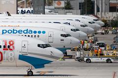 7 x B737 (José M. Deza) Tags: 20190513 b737 boeing gro gironacostabrava lege planespotting spotter aircraft