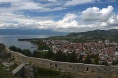 Ohrid, Festung des Zaren Samuil (11. Jhdt.) / Охрид, Самуилова тврдина (liakada-web) Tags: d7500 mazedonien nikon nikond7500 nordmazedonien ohrid 11jahrhundert 11jhdt 11thcentury burg festung fortress ohridfestungdeszarensamuil samuil охрид севернамакедонија самуиловатврдина