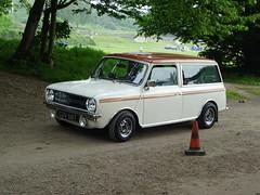 1979 Austin Morris Mini Clubman Estate Auto (Neil's classics) Tags: vehicle 1979 austin morris mini clubman estate wagon