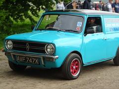 1982 Austin Morris Mini Clubman Van (Neil's classics) Tags: vehicle 1982 austin morris mini clubman van