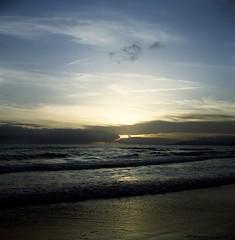Il resto del giorno (michele.palombi) Tags: versilia tuscany sunset camaiore film 120mm 6x6 colortec c41 negativo colore spiaggia