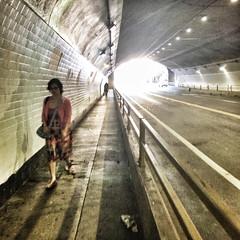 I'm In American (Thomas Hawk) Tags: america bayarea california sf sfbayarea sanfrancisco stocktontunnel usa unitedstates unitedstatesofamerica westcoast norcal tunnel fav10 fav25