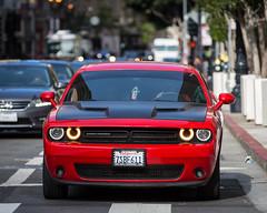 (seua_yai) Tags: northamerica california sanfrancisco thecity wheels transportation street seuayai sanfrancisco2019 car automobile dodger challenger