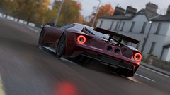 '17 Ford GT (5) (BugattiBreno) Tags: fh4 forza horizon 4 racing driving stance 650s mclaren ford gt 2017 interior shots screenshot edinburgh ambleside steering wheel american car fast speed supercar taillights headlights
