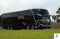 Transtio - 34 (RV Photos) Tags: bus onibus doubledecker turismo br116 rodoviapresidentedutra transtio marcopolo marcopolog7 paradiso1800dd scania