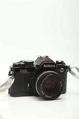IMG_0328 (pockethifi) Tags: nikon fm2 fm2n 50f18 analog film camera manual