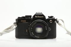 IMG_0327 (pockethifi) Tags: nikon fm2 fm2n 50f18 analog film camera manual