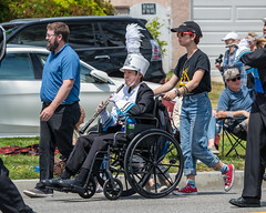 North Torrance High School Saxons (mark6mauno) Tags: clarinet wheelchair band north torrance high school saxons 60thannualtorrancearmedforcesdayparade 60th annual armed forces day parade 2019 nikkor 70200mmf28evrfled nikon nikond810 d810