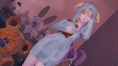 Doll Room 2 (Obducto) Tags: skyrim tesv screenshot elf little girl