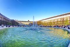 519 Paris en Mars 2019 - dans le Jardin du Palais Royal (paspog) Tags: paris france palaisroyal jardin jardindupalaisroyal mars march märz 2019 bassin