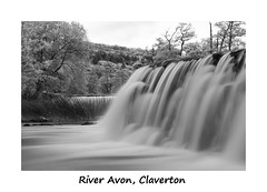 Milky waters of river Avon (smir_001) Tags: river riveravon water waterfall waterfalls britishwaterfalls clavertonpumpstation bath england somerset canoneos6dmarkii claverton landscape weir bathnes polariser kennetandavoncanal 10stopper longexposure nature artistic bw infrared monochrome monotone blackandwhite spring may