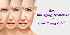 Best Anti Aging Treatment in Delhi at Look Young Clinic (lookyoungclinicdelhi) Tags: anti aging treatment delhi look young clinic