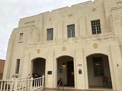 San Angelo, Texas (jericl cat) Tags: sanangelo texas art deco lodge building masonic