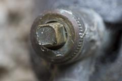 Outlet Valve (steve_whitmarsh) Tags: macro closeup art metal copper tap macromondays