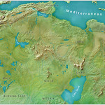 Ancient Lakes of the Sahara