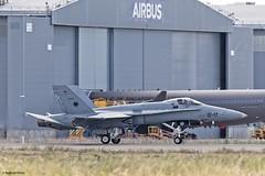 Getafe Airshow 2019 (Ejército del Aire Ministerio de Defensa España) Tags: aviación aviation militar military getafe baseaérea airbase airforce fuerzaaérea españa madrid ejércitodelaire avión aeronaves f18 ala12 airbus