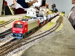 Lousado - 19/05/2019 (fábiosilva20) Tags: lima roco sudexpress modelismo modelism h0 medway comboiosdeportugal comboios cp sprinter euro eurosprinter siemens rail train trains comboio