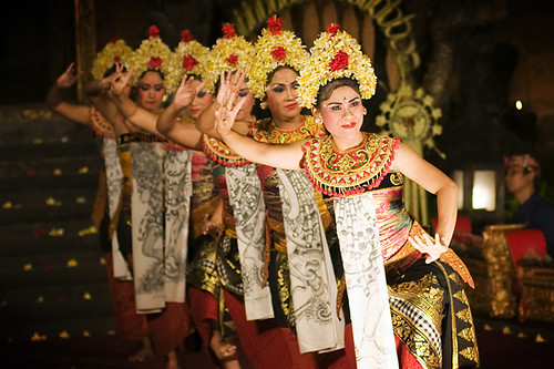 Danze balinesi