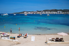 S'Estanyol Beach (Shaun Grist) Tags: ibiza