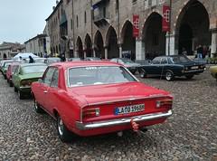 Opel Rekord C 1700 (Giulio Pedrana - La Tenaglia Impazzita) Tags: opelfans opel vintagecars raduniautostoriche mantova
