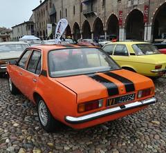 Opel Ascona B (Giulio Pedrana - La Tenaglia Impazzita) Tags: opelfans opel vintagecars raduniautostoriche mantova