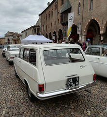 Opel Kadett A (Giulio Pedrana - La Tenaglia Impazzita) Tags: opelfans opel vintagecars raduniautostoriche mantova