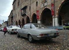 Opel Commodore B GS/E (Giulio Pedrana - La Tenaglia Impazzita) Tags: opelfans opel vintagecars raduniautostoriche mantova