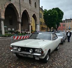 Opel Commodore A GS (Giulio Pedrana - La Tenaglia Impazzita) Tags: opelfans opel vintagecars raduniautostoriche mantova