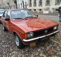 Opel Kadett C (Giulio Pedrana - La Tenaglia Impazzita) Tags: opelfans opel vintagecars raduniautostoriche mantova