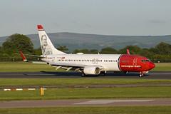 LN-NOG (SD Images) Tags: norwegianairshuttle boeing737 manchesterairport manegcc
