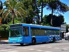 Castrosua Cs40 Iveco 93 COMUJESA (Bus Box) Tags: autobus bus jerezdelafrontera urbano movilidad transporte