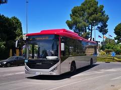 Otokar Kent C CNG 123 COMUJESA (Bus Box) Tags: autobus bus jerezdelafrontera urbano movilidad transporte