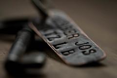 Macro Mondays - Copper (Calamityg) Tags: macromondays copper cuivre key clé keychain