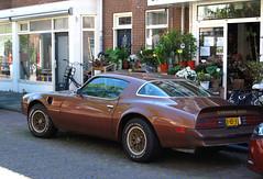 1978 Pontiac Firebird Trans Am 6.6 V8 (rvandermaar) Tags: 1978 pontiac firebird trans am 66 v8 pontiacfirebirdtransam pontiacfirebird transam sidecode7 49hdf8