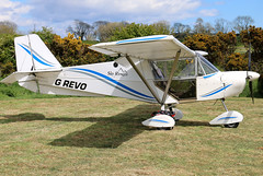 G-REVO_04 (GH@BHD) Tags: grevo bestoff skyranger skyranger912 microlight aircraft aviation kilkeelderryogeairfield kilkeel