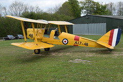 G-BPHR (A17-48) DH-82A Tiger Moth (graham19492000) Tags: gbphr a1748 dh82a tigermoth pophamairfield