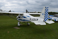 G-CDCM Ikarus Comco C-42 (graham19492000) Tags: gcdcm ikarus comco c42 pophamairfield
