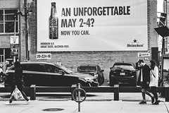 An Un-forgettable May 2-4? (A Great Capture) Tags: city downtown urban toronto street blackandwhite monochrome bw beer heineken holiday may24 victoriaday agreatcapture agc wwwagreatcapturecom adjm ash2276 ashleylduffus ald mobilejay jamesmitchell on ontario canada canadian photographer northamerica torontoexplore spring springtime printemps