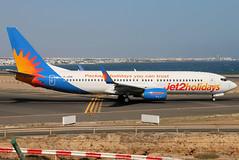 G-JZHK_05 (GH@BHD) Tags: gjzhk boeing 737 738 b737 b738 737800 7378mg ls exs jet2 arrecifeairport lanzarote ace gcrr arrecife aircraft aviation airliner
