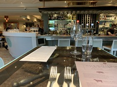 Entrada Restaurant, Londonderry (John D McDonald) Tags: iphone appleiphone iphonexr appleiphonexr northernireland ni ulster geotagged derry londonderry derry~londonderry entrada entradaderry entradalondonderry