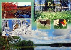 FI-3481500 From kukkamari (altbelka) Tags: финляндия временагода природа лето зима весна осень птицы бабочки фауна река облака лес