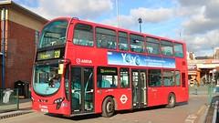Arriva London - DW490 - LJ61CAX (Waterford_Man) Tags: lj61cax dw490 arrivalondon wrightbus